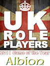 UK Roleplayers award