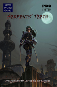 Serpents' Teeth cover